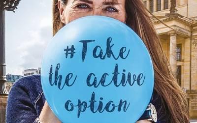 #TaketheActiveOption